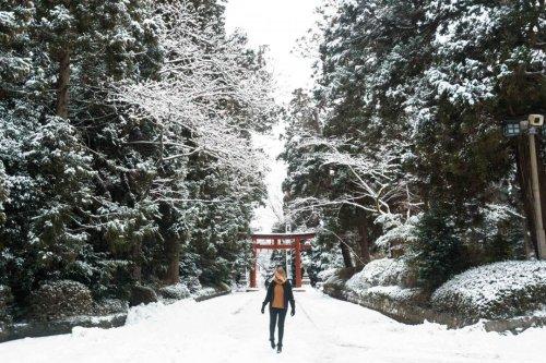 Yuk Liburan Ke Jepang Ketahui Tips Liburan Musim Dingin Dan 9 Tujuan Wisata Di Musim Dingin Di Jepang