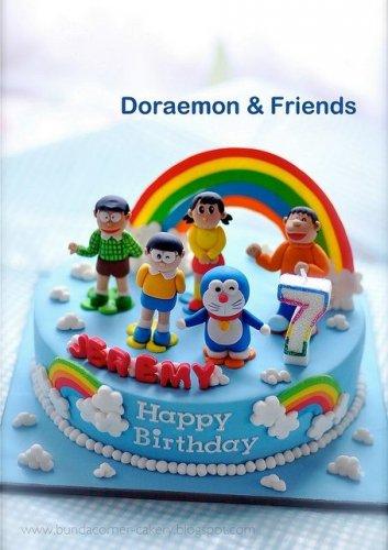 Tips Dan Ide Untuk Membuat Kue Ulang Tahun Doraemon Yang