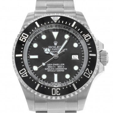 Rolex Sea-Dweller Deepsea 116660 Steel   Cerachom Automatic Men s Watch a0ab300abf