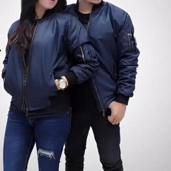 Kompak dan Mesra Bareng Pacar dengan 10 Jaket Couple Trendi dan Keren 85435c06ff