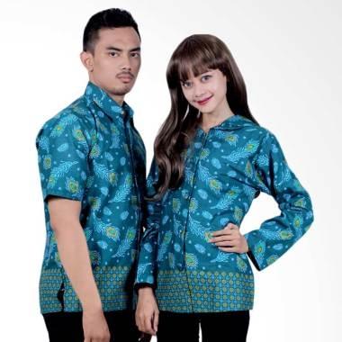 Serasi Dan Kompak Dengan 10 Model Baju Couple Lebaran Terkini