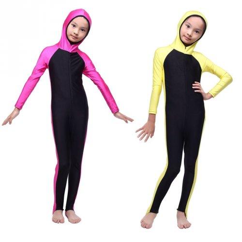 9 Merek Baju Renang Muslimah Anak Terbaru Untuk Buah Hati Anda 2018
