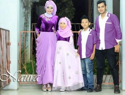 Tampil Keren Dan Kompak Dengan 8 Pilihan Baju Muslim Couple Untuk