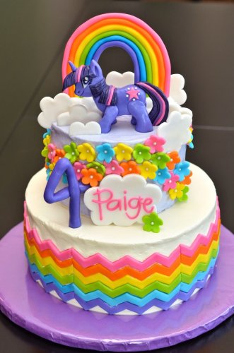 7 Ide Kue Ulang Tahun Anak Perempuan Yang Lucu Di Hari