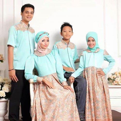 5 Pilihan Baju Couple Keluarga Muslim Terbaru