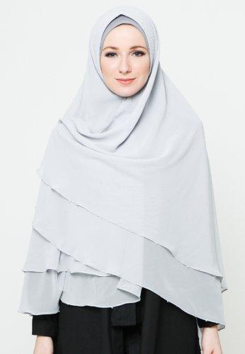 Rekomendasi 10 Jilbab Khimar Yang Syar I Namun Elegan Untuk Sehari Hari