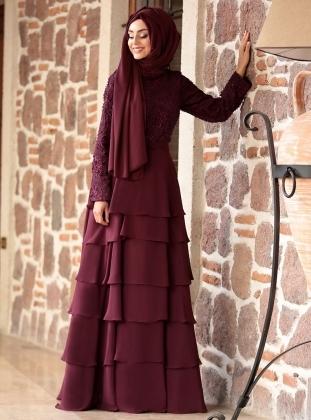 7 Style Gaun Hijab yang Membuat Anda Terlihat Lebih Modis 6dfbd7d157