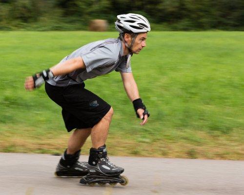 Cara Belajar Menggunakan Sepatu Roda Dan Pilihan Sepatu Roda Untuk