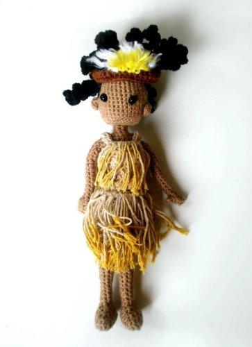 Boneka Full Body Rajut dari Lanike Craft   Art. Sumber gambar ... 987df3c65d