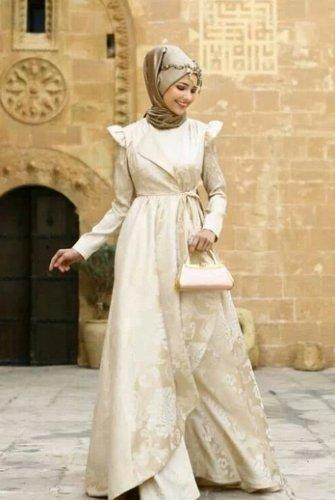 Tampil Elegan Dengan 9 Pilihan Baju Pesta Hijab Cantik Nan Menawan