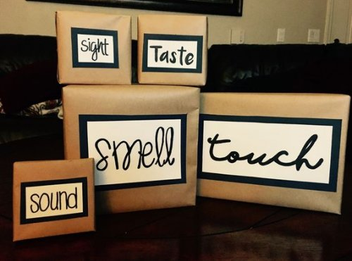 Show Him Your Love Through Sound Sight Taste Touch And Smell Ideas For 5 Senses Gifts For Boyfriend 2019