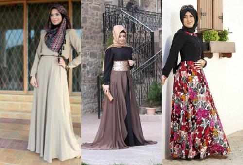 Inspirasi Rok Panjang Muslim Selebriti Dan 10 Rekomendasi Rok Maxi