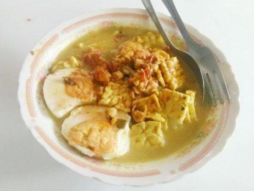 Lotong Sayur di Malang