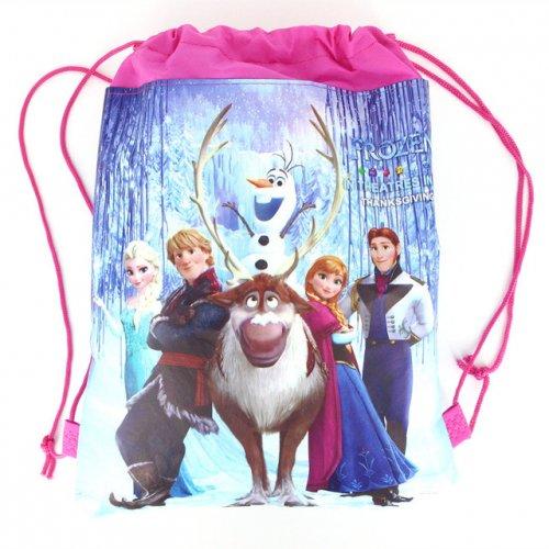 Haversack Bag With Cartoon Themes
