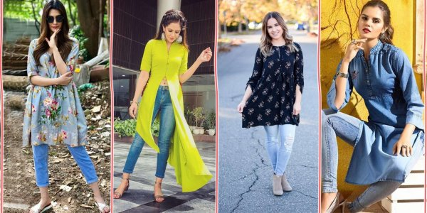 Boost Your Fashion Quotient with These Stylish Kurtis that Guarantee a Second Look (2020)