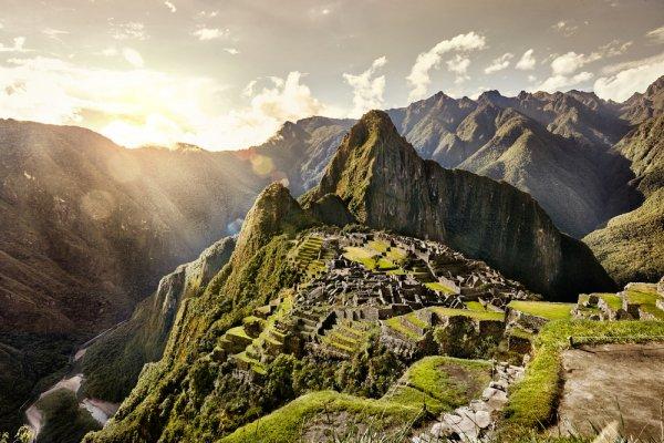57+ Gambar Pemandangan Pegunungan Terindah Di Dunia HD