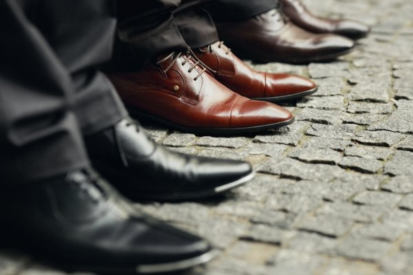 Macam-macam Sepatu Pantofel Model Tend Masa Kini Terbaru 7ffaa0dd86