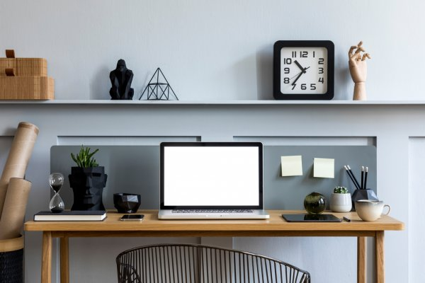 The 10 Best Cool Home Office Accessories That Help You Create a Modern, Clutter-Free, and Organised Home Office That Enhances Focus and Productivity (2021)