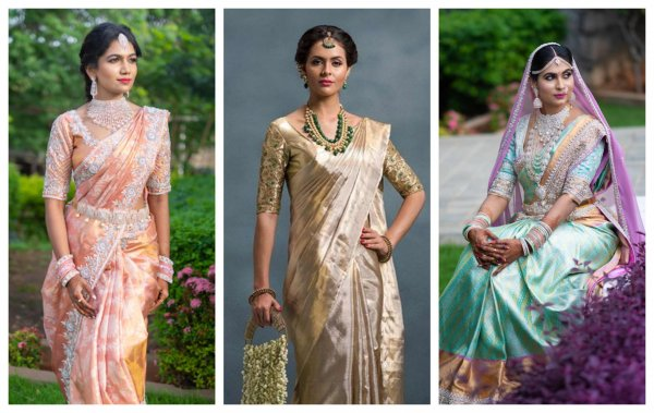 192fdc4939b202 10 Gorgeous Sarees for Engagement That Will Make You the Most Beautiful  Bride-to-Be! (2019)
