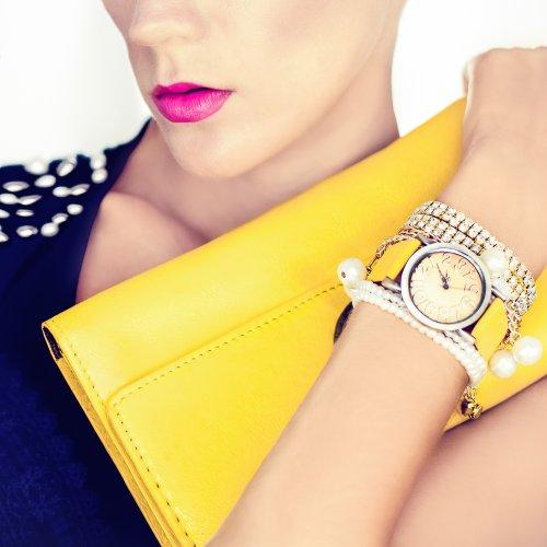 9 Pilihan Jam Tangan Wanita Mewah untuk Melengkapi Penampilan Anda