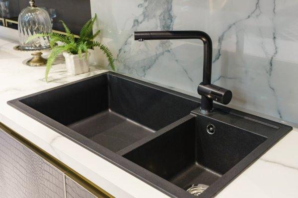 Percantik Interior Dapur dengan 10 Rekomendasi Tempat Cuci Piring yang Stylish Ini (2020)
