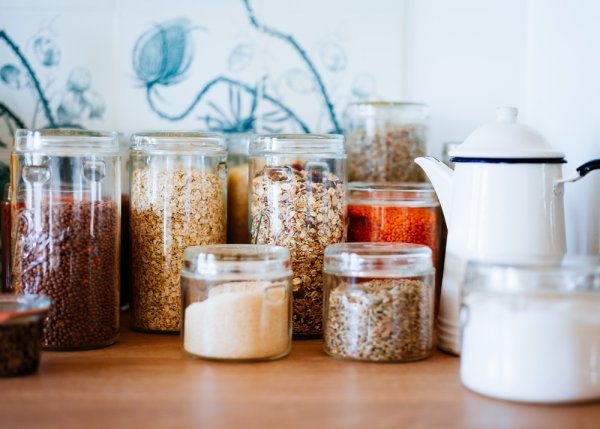 Tired of a Permanently Messy Kitchen Counter and Can't Find Things When You Need Them? Organise Your Kitchen with the Best Kitchen Storage Containers of 2020