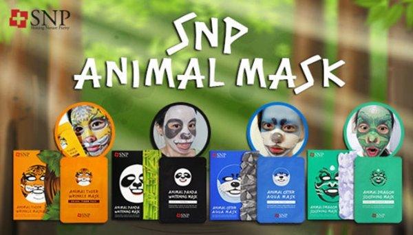 Bikin Sesi Maskeran Makin Fun dengan 4 Masker Animal