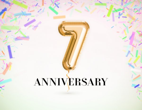 7th Anniversary: Special Anniversary Gifts for Husband to Mark 7 Years Together