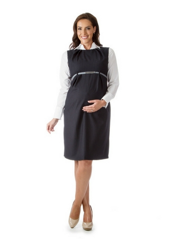 10+ Rekomendasi Baju Hamil untuk ke Kantor, Tetap Cantik dan Profesional