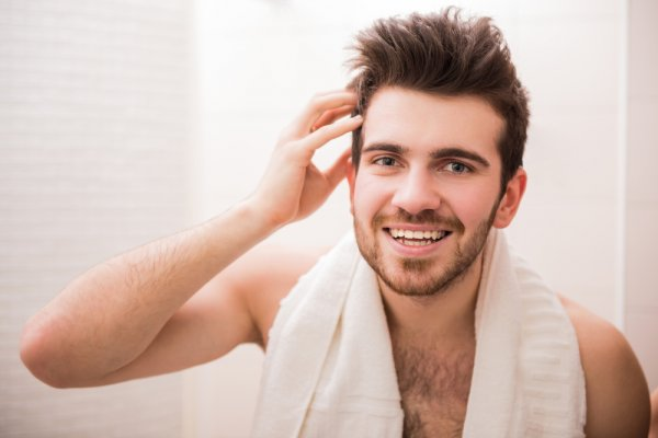 Essential Hair Care For Men Top Tips And Products To Build The Right Routine 2020