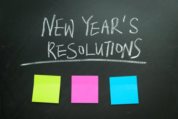 Make Lasting and Actionable New Year's Resolutions That You Can Live Up to, Easily Achieve and Help Your Reach Your Goals.(2021)