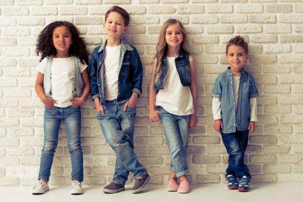 Si Kecil Bisa Tampil Kasual dan Nyaman dengan Celana Jeans Anak 2020 yang Keren Ini! (2020)