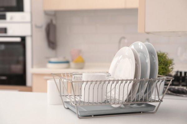 Ciptakan Dapur yang Lebih Rapi dengan 10 Rekomendasi Rak Piring Terbaik (2020)