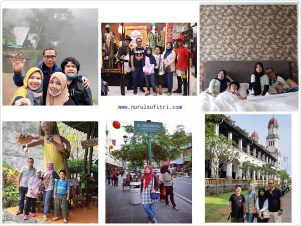 Mau Tahu Kisah Seru Traveling Keluarga, Kuliner, dan Gaya Hidup? Yuk, Ngobrol Langsung dengan Nurul Sufitri! (2021)