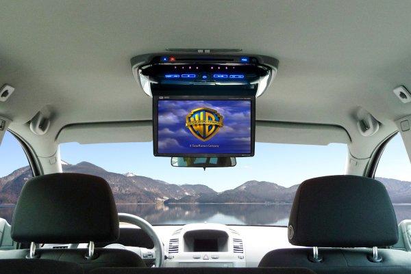 Usir Bosan dan Kejenuhan saat Macet dengan 10+ Rekomendasi Televisi Mobil Berikut Ini