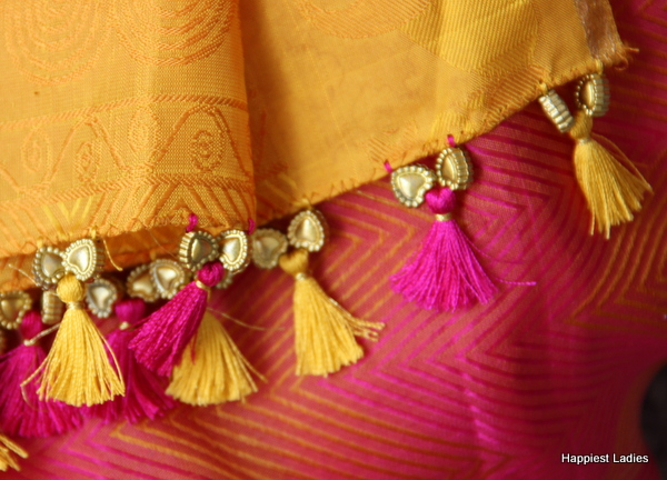 7 Latest Saree Kuchu Designs For a New Look And Learn How to Make Your Own Kuchu at Home! (2019)