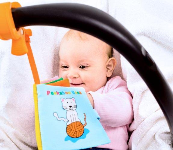 Jangan Sembarangan Memberikan Buku untuk Bayi, Ini 7 Rekomendasi Buku untuk Bayi yang Cocok dengan Usianya