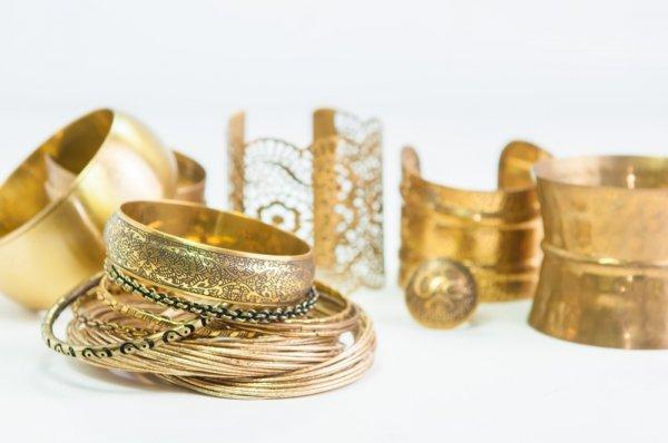 12 Gelang Emas Cantik Inilah Kunci Penampilan Mewah Anda 2018