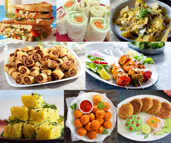 Looking for Easy Mouth-Watering Veg Snacks Recipes (2020)? 8 Simple, Healthy Homemade Veg Snacks Recipes To Make You Feel Good on Your Tea Time