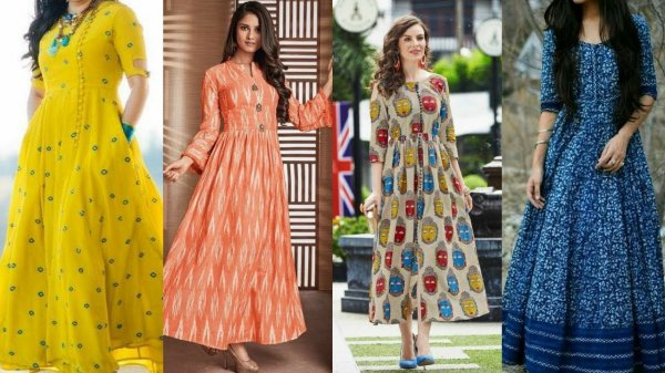 Up Your Ethnic Style Quotient With 10 Comfortable Cotton Kurtis for 2019 and Tips on Finding the Perfect Kurti