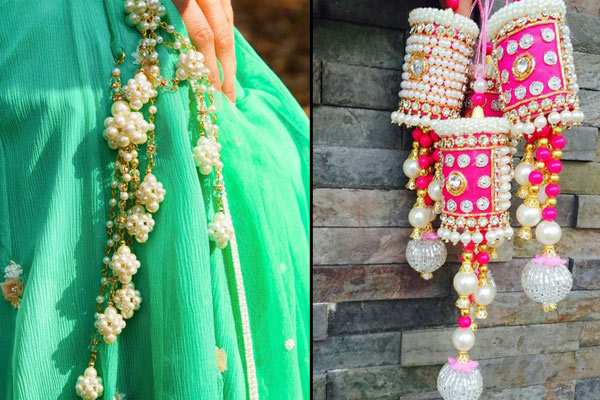 A Lehenga Needs Beautiful Tassels to Breathe Life into It! Add a Touch of Glamour to Your Outfit with These 10 Beautiful Lehenga Tassels