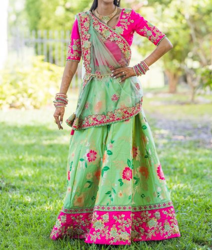 Get Your Hands on Some of the Most Stylish and Gorgeous Lehengas for Girls: 10 Lehengas for Girls of All Ages (2020)