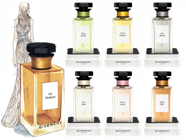 Pancarkan Pesona dengan Aroma Memikat dari 10+ Parfum Givenchy