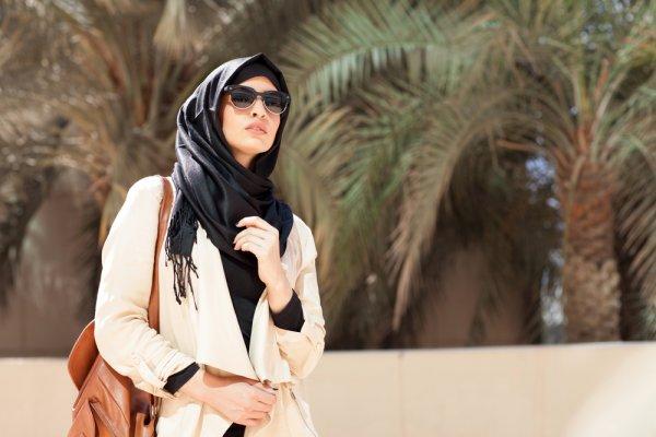 Mau Bergaya Korea dengan Hijab? Cek Segera Fashion Hijab Korea Berikut! (2020)