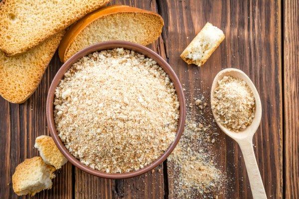 Membuat Makanan Terenak dengan Rekomendasi 8 Tepung Roti Terbaik Berikut Ini