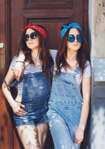 Ingin Tampil Tren dengan Gaya Vintage? Coba Saja 10 Gaya Celana Jeans Kodok Terbaru
