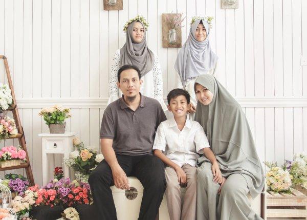10 Pilihan Merek Baju Lebaran Keluarga Terbaru 2018