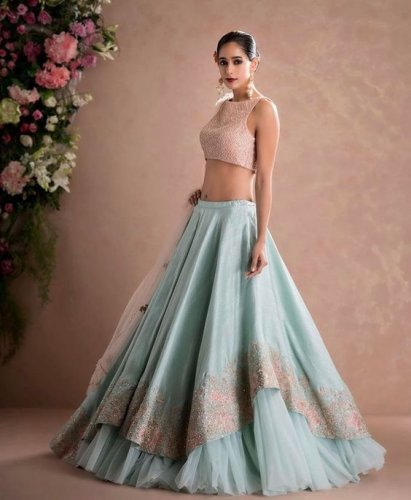 Lehengas are Charming Outfits That are Ideal for Any Traditional Event: A List of the 10 Coolest Lehengas to Buy on Amazon in 2019