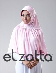 Modis dan Cantik dalam Pesona 10+ Jilbab Elzatta di Bawah Rp 100.000!