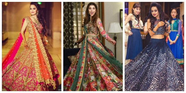 An Important Event Right Round the Corner and Your Lehenga Selection is Not Yet Done! 10 Sensational Lehengas for Every Occasion in Your Life! (2019)